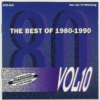 Cover  - The Best Of 1980-1990 Vol. 10