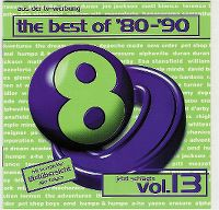 Cover  - The Best Of 1980-1990 Vol. 13