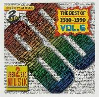 Cover  - The Best Of 1980-1990 Vol. 6