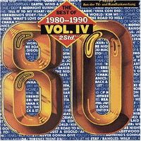 Cover  - The Best Of 1980-1990 Vol. IV