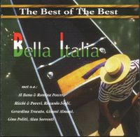 Cover  - The Best Of The Best - Bella Italia