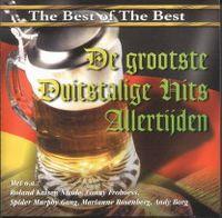 Cover  - The Best Of The Best - De grootste Duitstalige hits Allertijden