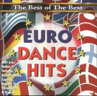 Cover  - The Best Of The Best - Euro Dance Hits