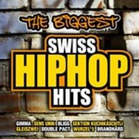 Cover  - The Biggest Swiss HipHop Hits
