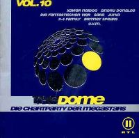 Cover  - The Dome Vol. 10