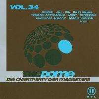 Cover  - The Dome Vol. 34