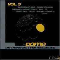 Cover  - The Dome Vol. 5