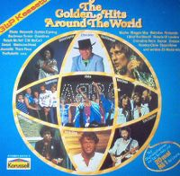 Cover  - The Golden Hits Around The World