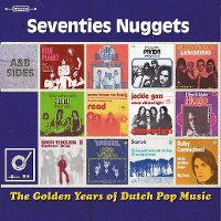 Cover  - The Golden Years Of Dutch Pop Music - Seventies Nuggets