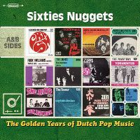 Cover  - The Golden Years Of Dutch Pop Music - Sixties Nuggets