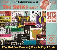 Cover  - The Golden Years Of Dutch Pop Music - The Sixties Part 1