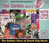 Cover  - The Golden Years Of Dutch Pop Music - The Sixties Part 2