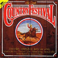Cover  - The Great Country Festival