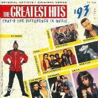 Cover  - The Greatest Hits '93 Vol. 2