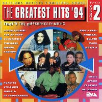 Cover  - The Greatest Hits '94 Vol. 2