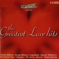 Cover  - The Greatest Love Hits