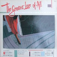 Cover  - The Greatest Love Of All - One Year Of Love Songs