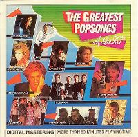 Cover  - The Greatest Popsongs Of The 80's