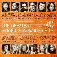 Cover  - The Greatest Singer-Songwriter Hits