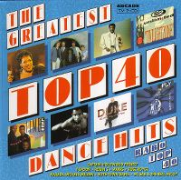 Cover  - The Greatest Top 40 Dance Hits