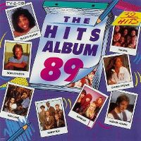 Cover  - The Hits Album 89