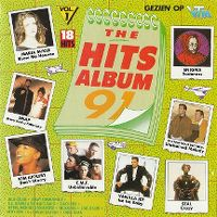 Cover  - The Hits Album 91