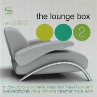 Cover  - The Lounge Box 2 - The Ultimate Chill Out Collection