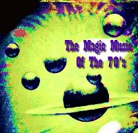 Cover  - The Magic Music Of The 70's