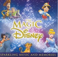Cover  - The Magic Of Disney - Sparkling Music And Memories