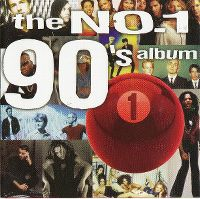 Cover  - The No. 1 90's Album