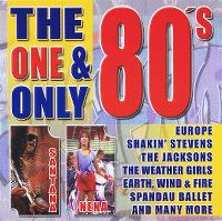 Cover  - The One & Only 80's