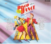 Cover  - The Original Disco Dance Collection - Vol. 3 - 1985-1989