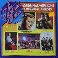 Cover  - The Original Oldies Volume 2