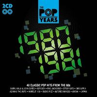 Cover  - The Pop Years - 1980-1981