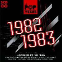 Cover  - The Pop Years - 1982-1983