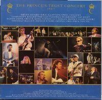 Cover  - The Prince's Trust Concert