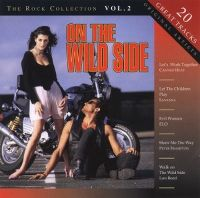 Cover  - The Rock Collection Vol. 2 - On The Wild Side