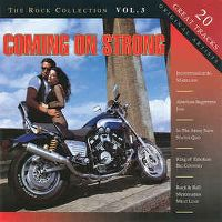 Cover  - The Rock Collection Vol. 3 - Coming On Strong