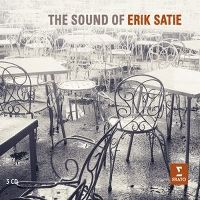 Cover  - The Sound Of Erik Satie