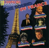 Cover  - The Sound Of France - 18 chansons formidables