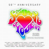 Cover  - The Summer Of Love '67 - 50th Anniversary