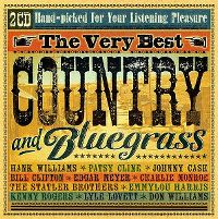 Cover  - The Very Best Country & Bluegrass
