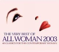 Cover  - The Very Best Of All Woman 2003