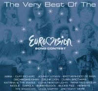 Cover  - The Very Best Of The Eurovision Song Contest