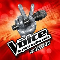 Cover  - The Voice la plus belle voix - Le best of