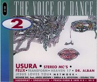 Cover  - The Voice Of Dance 2