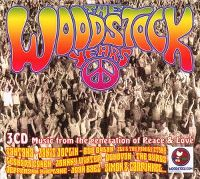 Cover  - The Woodstock Years