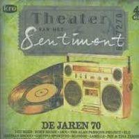 Cover  - Theater van het sentiment - De jaren 70