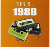 Cover  - This Is... 1986