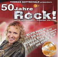 Cover  - Thomas Gottschalk präsentiert: 50 Jahre Rock! Let's Have A Party - Klassiker und Hits